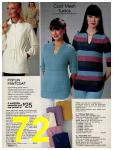 1981 Sears Spring Summer Catalog, Page 72
