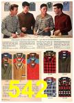 1960 Sears Fall Winter Catalog, Page 542