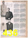1957 Sears Spring Summer Catalog, Page 436