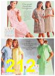 1967 Sears Spring Summer Catalog, Page 212