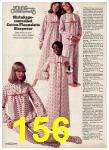1975 Sears Fall Winter Catalog, Page 156
