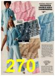 1974 Sears Spring Summer Catalog, Page 270