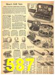 1940 Sears Fall Winter Catalog, Page 587