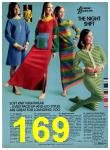 1977 Sears Fall Winter Catalog, Page 169