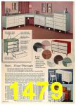 1963 Sears Fall Winter Catalog, Page 1479
