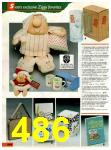 1985 Sears Christmas Book, Page 486