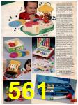 1985 Sears Christmas Book, Page 561