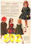 1963 Sears Fall Winter Catalog, Page 502