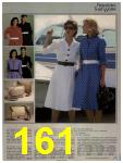 1984 Sears Spring Summer Catalog, Page 161