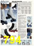 1983 Sears Fall Winter Catalog, Page 794