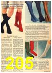 1960 Sears Fall Winter Catalog, Page 205