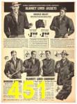 1940 Sears Fall Winter Catalog, Page 451