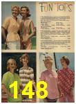 1962 Sears Spring Summer Catalog, Page 148