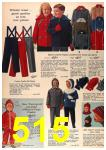 1963 Sears Fall Winter Catalog, Page 515