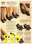 1940 Sears Fall Winter Catalog, Page 233