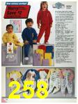 1986 Sears Fall Winter Catalog, Page 258