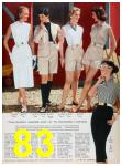 1957 Sears Spring Summer Catalog, Page 83