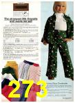 1975 Sears Fall Winter Catalog, Page 273