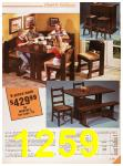 1985 Sears Fall Winter Catalog, Page 1259