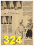 1962 Sears Spring Summer Catalog, Page 324