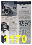 1964 Sears Fall Winter Catalog, Page 1170