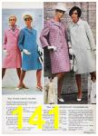 1967 Sears Spring Summer Catalog, Page 141
