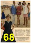 1961 Sears Spring Summer Catalog, Page 68