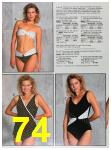 1988 Sears Spring Summer Catalog, Page 74