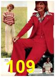 1977 Sears Spring Summer Catalog, Page 109