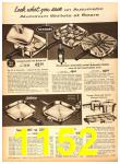 1958 Sears Fall Winter Catalog, Page 1152