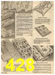 1960 Sears Spring Summer Catalog, Page 428
