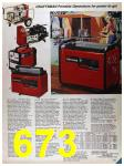 1986 Sears Spring Summer Catalog, Page 673