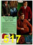 1966 Montgomery Ward Fall Winter Catalog, Page 517