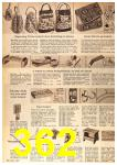 1963 Sears Fall Winter Catalog, Page 362
