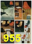 1968 Sears Fall Winter Catalog, Page 955