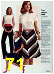 1974 Sears Spring Summer Catalog, Page 71