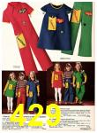 1978 Sears Fall Winter Catalog, Page 429