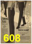 1962 Sears Spring Summer Catalog, Page 608