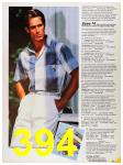 1986 Sears Spring Summer Catalog, Page 394