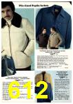 1976 Sears Fall Winter Catalog, Page 612
