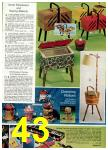1973 JCPenney Christmas Book, Page 43