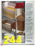 1986 Sears Fall Winter Catalog, Page 244
