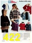 1974 Sears Fall Winter Catalog, Page 422