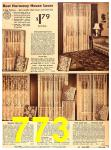1942 Sears Spring Summer Catalog, Page 773