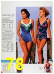 1986 Sears Spring Summer Catalog, Page 78