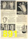 1960 Sears Spring Summer Catalog, Page 891