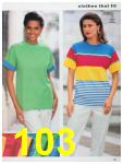 1993 Sears Spring Summer Catalog, Page 103