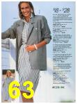 1988 Sears Spring Summer Catalog, Page 63