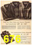 1960 Sears Fall Winter Catalog, Page 676