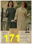 1962 Sears Spring Summer Catalog, Page 171